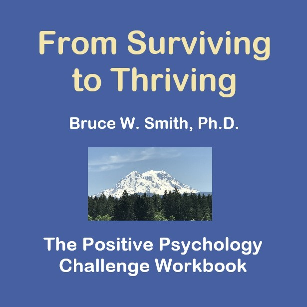 Positive psychology workbook cover